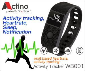 Activity Tracker WB001